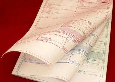 CMR s pechat na danni-Dokument na himizirana hartia (2)
